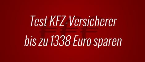 Test KFZ Versicherer